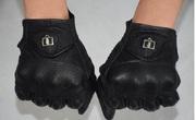 Кожанные перчатки для мотоциклистов icon